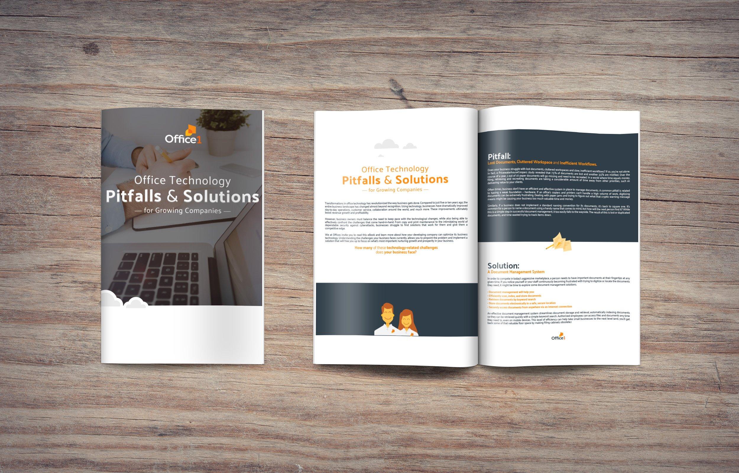 Office Technology Pitfalls & Solutions eBook |  Office 1